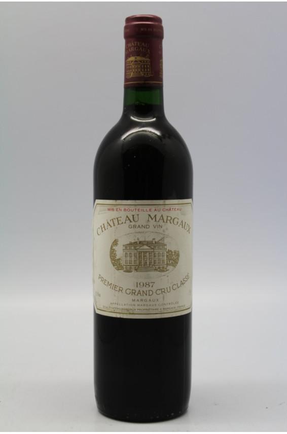 Château Margaux 1987 - PROMO -5% !