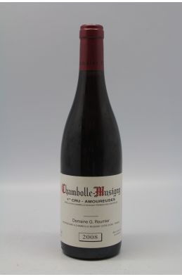 Georges Roumier Chambolle Musigny 1er cru Les Amoureuses 2008
