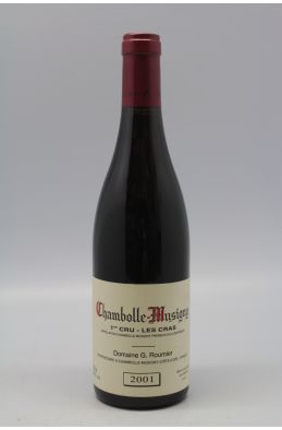 Georges Roumier Chambolle Musigny 1er cru Les Cras 2001