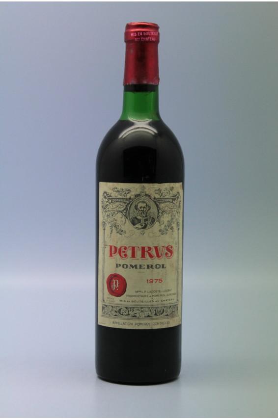 Pétrus 1975