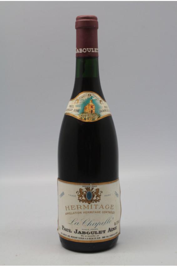 Jaboulet Hermitage La Chapelle 1989 - PROMO -5% !