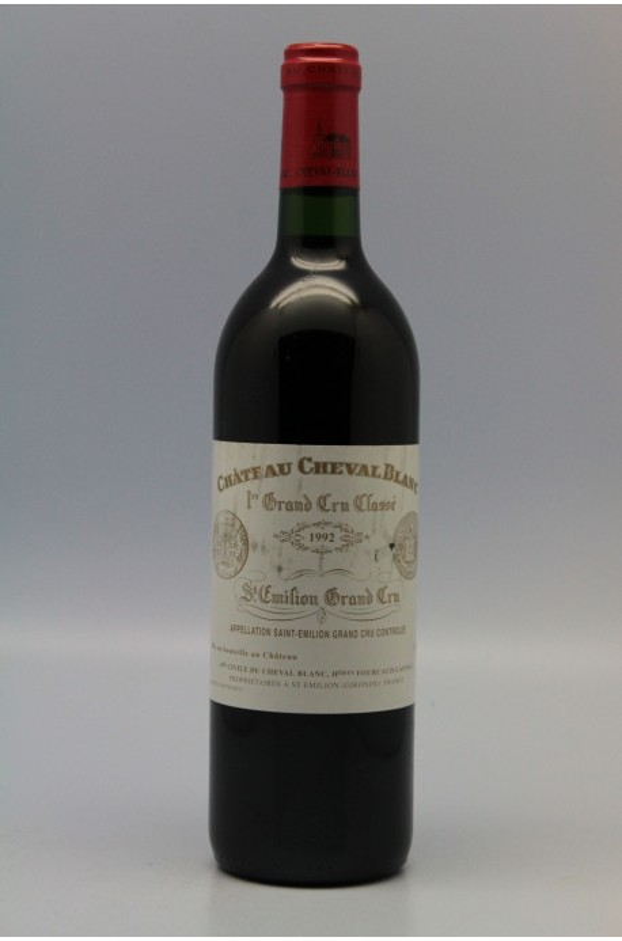 Cheval Blanc 1992