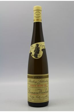 Weinbach Alsace Grand cru Riesling Schlossberg Clos des Capucins Cuvée Ste Catherine 2004