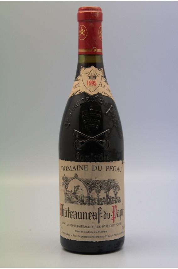 Pegau cuvée Laurence 1995