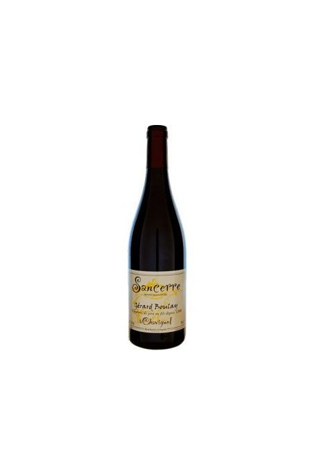 Gérard Boulay Sancerre 2011 rouge