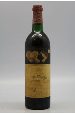 Mouton Rothschild 1986 -10% DISCOUNT !