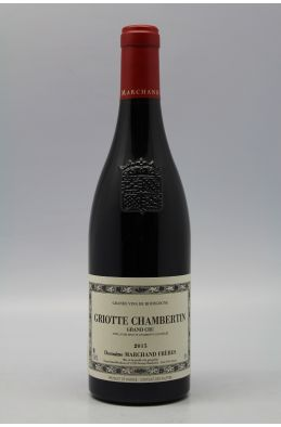 Marchand Frères Griotte Chambertin 2015