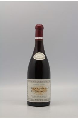 Jacques Frédéric Mugnier Chambolle Musigny 1er cru Les Amoureuses 2007