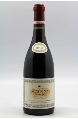 Jacques Frédéric Mugnier Musigny 2008 -5% DISCOUNT !