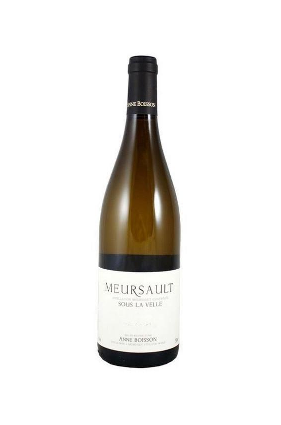 Anne boisson Meursault Sous la Velle 2011