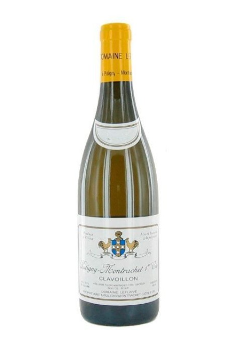 Domaine Leflaive Puligny Montrachet 1er cru Clavoillons 2004