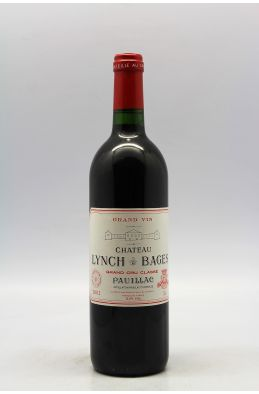 Lynch Bages 2002