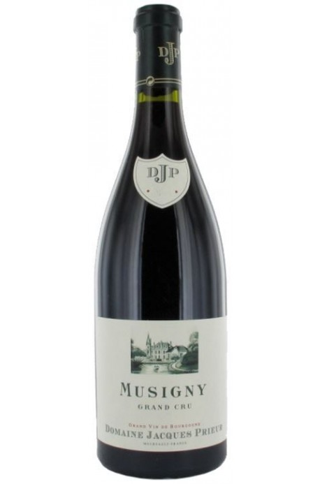 Jacques Prieur Musigny 2000 OWC
