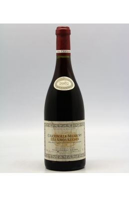 Jacques Frédéric Mugnier Chambolle Musigny 1er cru Les Amoureuses 2002