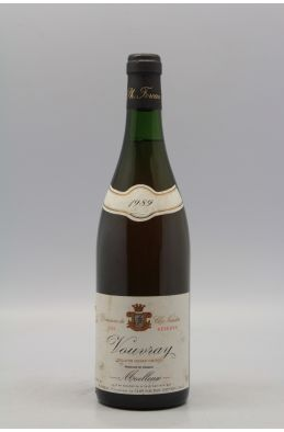 Foreau Vouvray Moelleux Reserve 1989