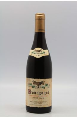 Coche Dury Bourgogne 2013 Rouge