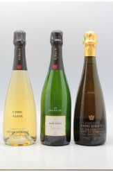 Henri Giraud Champagne Coffret Experience 6 bouteilles