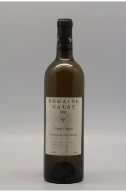 Gauby Côtes Catalanes Coume Gineste 2002