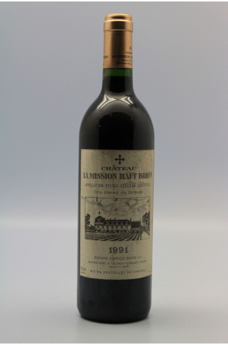 Mission Haut Brion 1991