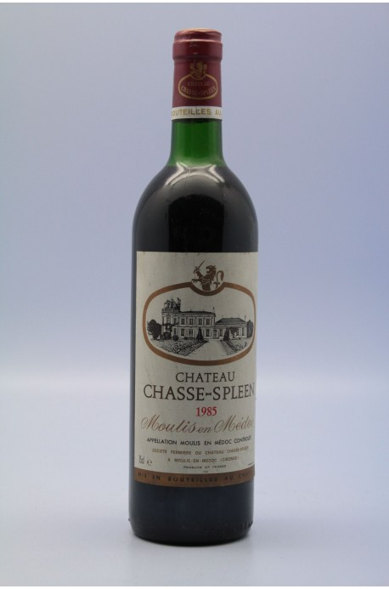 Chasse Spleen 1985