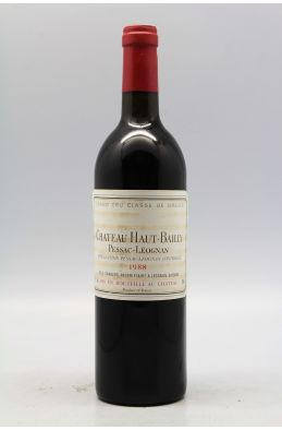 Haut Bailly 1988 -5% DISCOUNT !