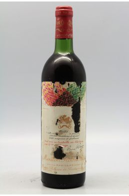 Mouton Rothschild 1979 -15% DISCOUNT !