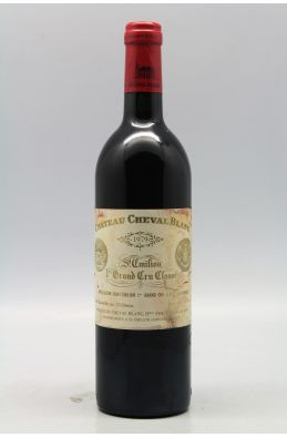 Cheval Blanc 1979 -10% DISCOUNT !