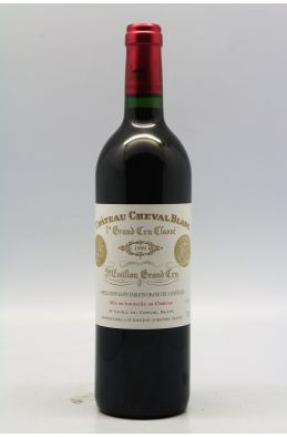 Cheval Blanc 1999 -5% DISCOUNT !