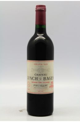 Lynch Bages 1992