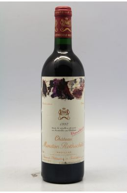 Mouton Rothschild 1992 -5% DISCOUNT !