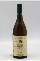 Faiveley Corton Charlemagne 2001