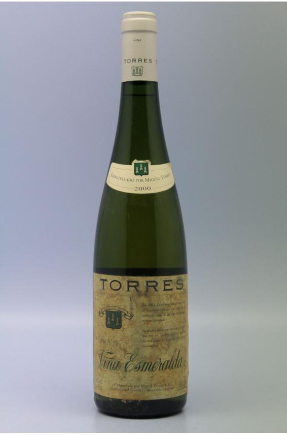 Torres Esmeralda Vinas Esmeralda 2000
