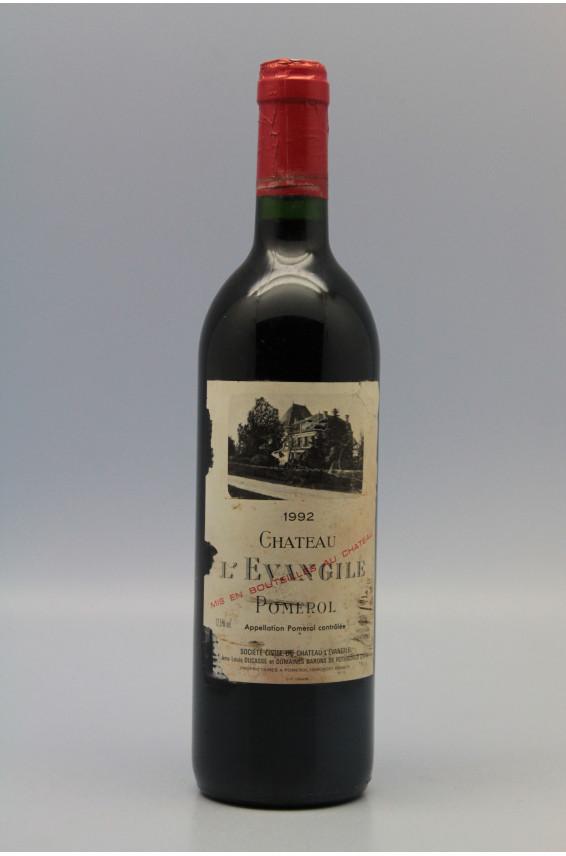 Evangile 1992