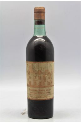 Haut Brion 1943
