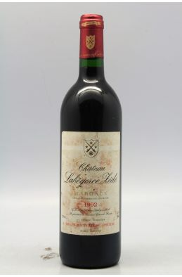 Labegorce Zédé 1992