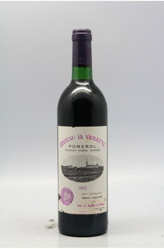 La Violette 1982 - PROMO -5% !