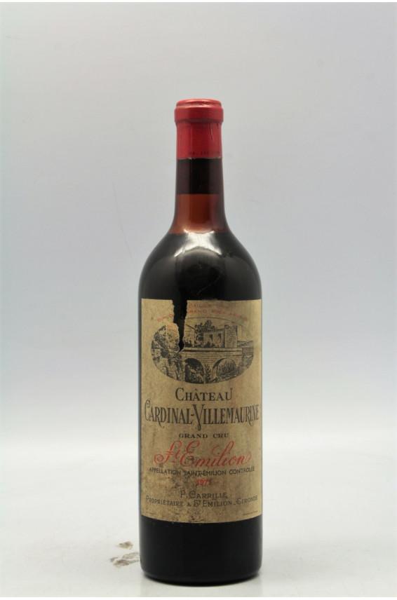 Cardinal Villemaurine 1971 - PROMO -20% !