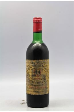 Pavie Macquin 1975 -20% DISCOUNT !