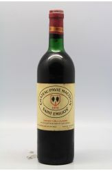 Pavie Macquin 1973 -10% DISCOUNT !