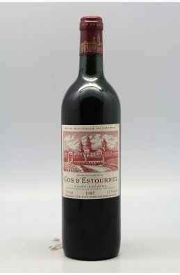 Cos d'Estournel 1987