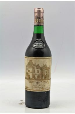 Haut Brion 1977