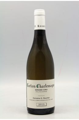 Georges Roumier Corton Charlemagne 2015