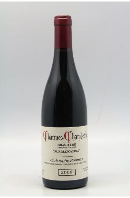 Christophe Roumier Charmes Chambertin Aux Mazoyères 2006
