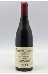 Christophe Roumier Charmes Chambertin Aux Mazoyères 2005