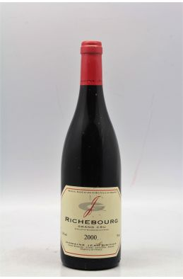 Jean Grivot Richebourg 2000