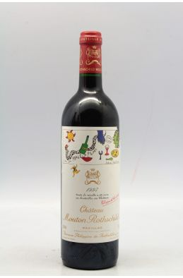 Mouton Rothschild 1997 -10% DISCOUNT !