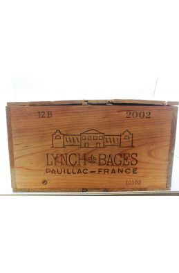 Lynch Bages 2002 OWC