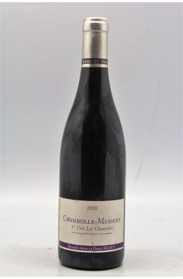 Sigaut Chambolle Musigny 1er cru Les Chatelots 2010
