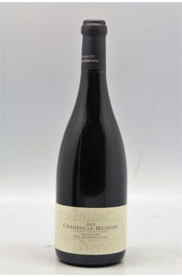 Amiot Servelle Chambolle Musigny 1er cru Les Amoureuses 2015