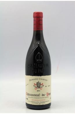 Charvin Chateauneuf du Pape 2011